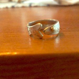 Original Eden Cape Cod Fish Ring
